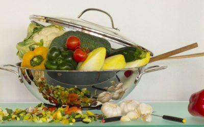 Nieuw bij Hel's Kitchen: Wokpannen van Habonne