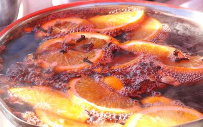 Recept stoofperen (en Glühwein!)