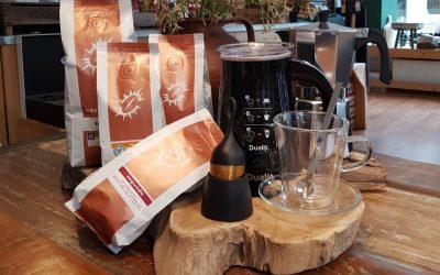 Uitbreidingen koffie- en theeassortiment