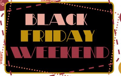 Black Friday weekend aanbiedingen