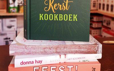 Wat kook jij met kerst? Volop kookboeken voor inspiratie!