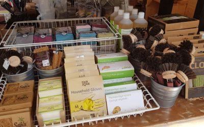 Nieuw: Natuurlijke schoonmaakmiddelen van Greenhub